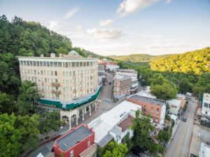 Downtown Eureka Springs, Arkansas